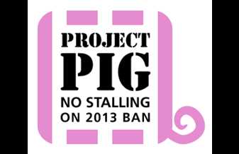 Project Pig: Now Stalling on 2013 Ban