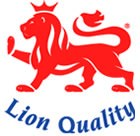 Lion Quality Logo