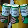 Street Collection Tins