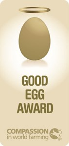 Good Egg Award logo