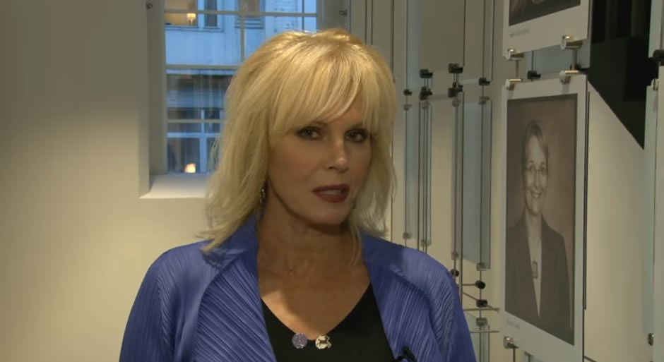 Joanna Lumley's message for Asda