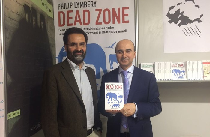 DZ Italy Launch - Philip with Andrea Palombi, Head of Nutrimenti.jpg