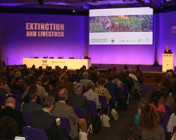 Landmark conference gives hope for a better future for animals, people and the planet